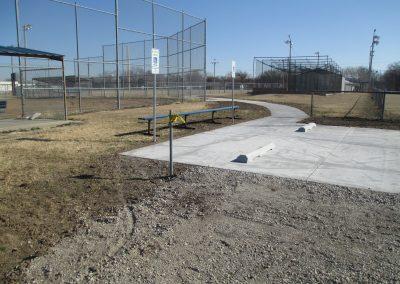 Commercial Sports Concrete Wichita
