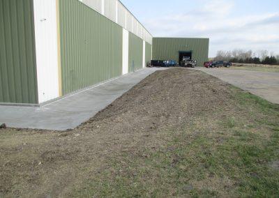Wichita Commercial Concrete Drainage Construction