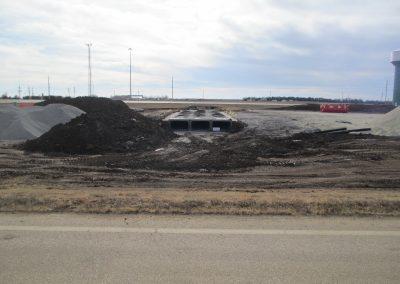 Concrete Drainage Construction Wichita
