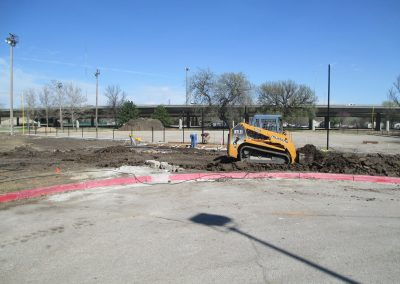 Synthetic Turf Base Construction Wichita