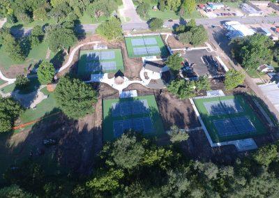 El Dorado Tennis Court Complex